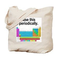 I Use This Periodically Tote Bag