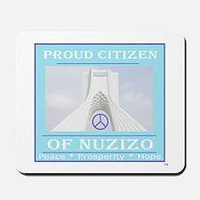Citizen of Nuzizo Mousepad
