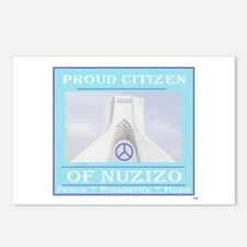 Citizen of Nuzizo Postcards (Package of 8)