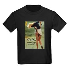 Cute Womens golf T