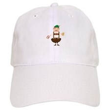 German Man Beer Germany Oktoberfest Baseball Baseball Cap
