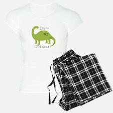 D Is For Dinosaur Pajamas