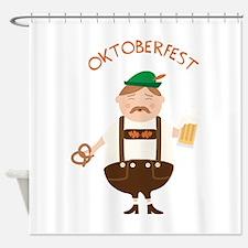 OKTOBERFEST Shower Curtain