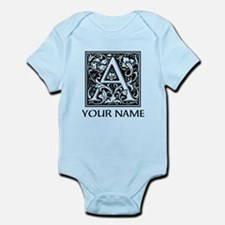Custom Decorative Letter A Body Suit