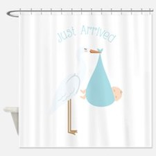 JUST ARRIVED Shower Curtain