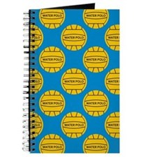 Water Polo Balls Journal