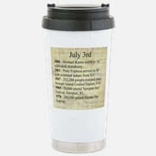 July 3rd Travel Mug