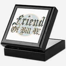 Friend Of Bill W. Keepsake Box