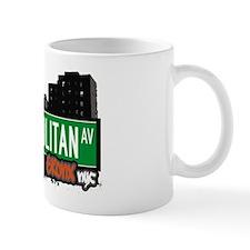 Metropolitan Av, Bronx, NYC Mug