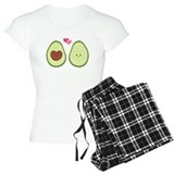 Avacado in love perfect other half T-Shirt / Pajams Pants