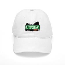 Metropolitan Av, Bronx, NYC Baseball Cap