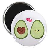 Avocado Magnets