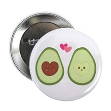 "Cute Avocado in love, perfect other half 2.25"" But"