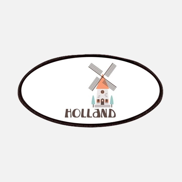 HOLLAND Patches