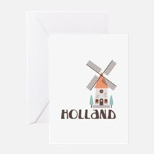 HOLLAND Greeting Cards