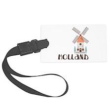 HOLLAND Luggage Tag