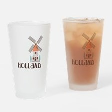 HOLLAND Drinking Glass