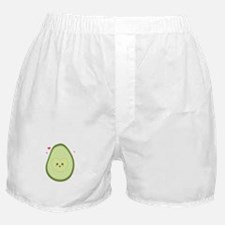 Cute Avocado in love Boxer Shorts