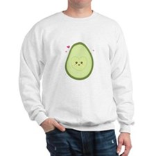 Cute Avocado in love Jumper