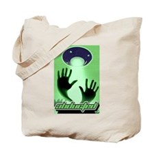 Abducted Green Tote Bag