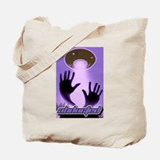 Abducted Purple Tote Bag