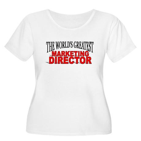 """The World's Greatest Marketing Director"" Women's"