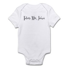 Future Mrs. Jones Onesie