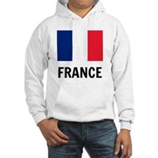 Flag of France Hoodie Sweatshirt