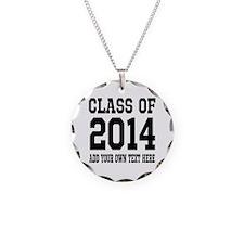 Class of 2014 Graduation Necklace