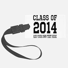 Class of 2014 Graduation Luggage Tag