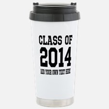 Class of 2014 Graduation Travel Mug