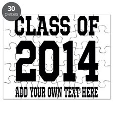 Class of 2014 Graduation Puzzle