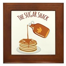 The Sugar Shack Framed Tile