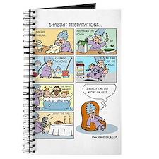 Shabbat Preparations Journal