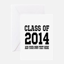 Class Of 2014 High School Greeting Cards