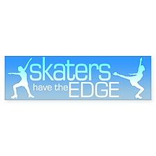 Ice Skating Bumper Bumper Stickers
