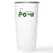Time To Hit The Hay! Travel Mug