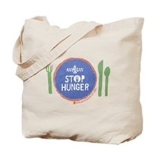 Stop Hunger Tote Bag