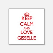 Keep Calm and Love Gisselle Sticker