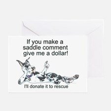 CH Dollar2 Greeting Cards (Pk of 10)