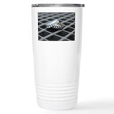 Bottle Caps Travel Mug