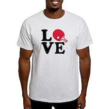 Table tennis love T-Shirt