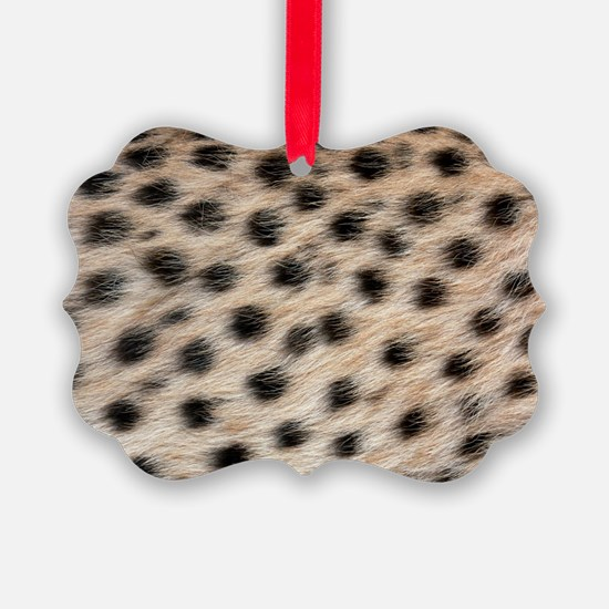 Wild Animal Pattern Ornament
