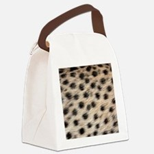 Wild Animal Pattern Canvas Lunch Bag