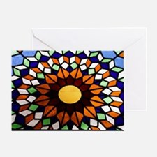 Church Art Greeting Card