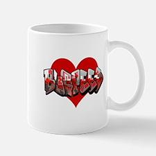 Heart Burpees Mugs