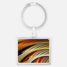 Colors of Art Landscape Keychain