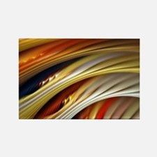 Colors of Art Rectangle Magnet