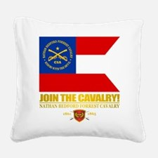 JTC (Forrest Cavalry) Square Canvas Pillow