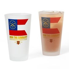 JTC (Forrest Cavalry) Drinking Glass
